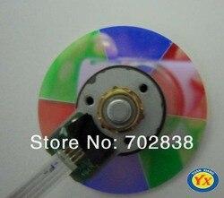 180 dni gwarancji oryginalny koło kolorów do projektora HD33