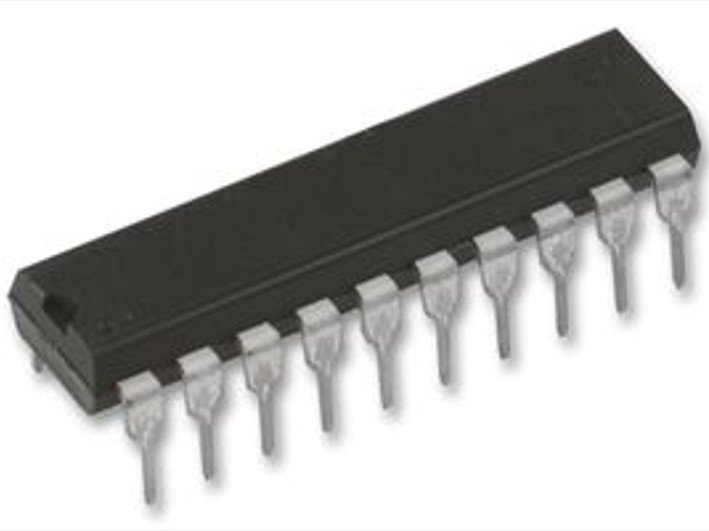 L4972A L4972 DAC0832LCN DAC0832 ADC0804LCN ADC0804 DIP-20 DIP20