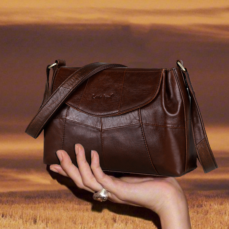 Cobbler Legend Women Messenger Bags for Women 2018 Elegant Crossbody Bags  For Women Shoulder Genuine Leather Bags Baobao Brand 3477393080