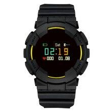 Купить с кэшбэком ORDRO V587 Smart watch IP68 waterproof smart band Pressure Heart Rate Monitor Activity Tracker Remote for sport Swim