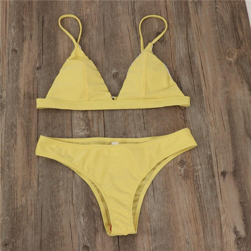 HTB1jwzdShTpK1RjSZFMq6zG VXaX Ariel Sarah 2019 Bandage Bikinis Women New Sexy Swimwear Swimsuit Bathing Suit Women Beach Wear Bikini Set Monokini