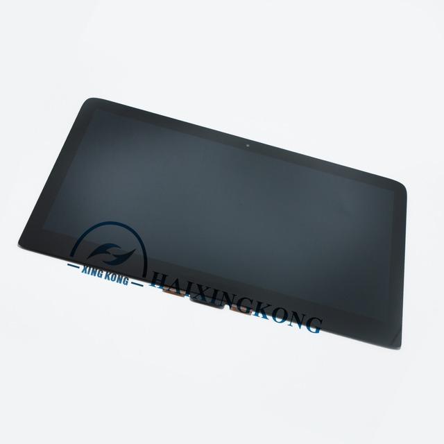 ( 2560 X 1440 ) nueva para HP Spectre x360 Convertible PC 13 13-4005DX pantalla táctil digitalizador asamblea pantalla LCD LP133QH1 sp. A1