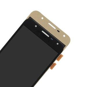 "Image 4 - 5,5 ""AMOLED para SAMSUNG Galaxy J7 LCD pantalla táctil digitalizador de pantalla reemplazo J701F J701M J701MT J701 LCD kit de reparación"