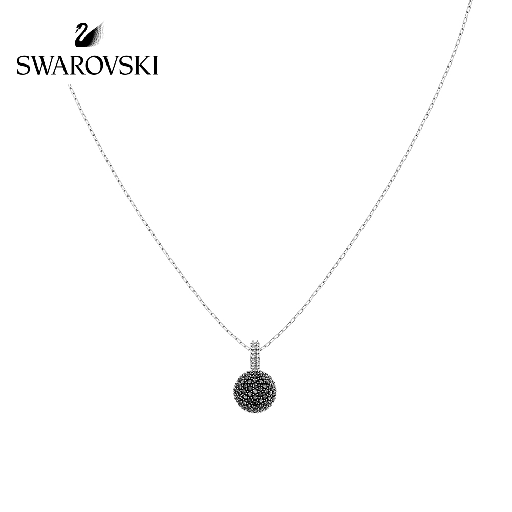 Original Genuine Swarovski Lollypop Simple Spherical Fashion  Pendant Necklaces Womens Necklaces Crystal Necklace 5416519Original Genuine Swarovski Lollypop Simple Spherical Fashion  Pendant Necklaces Womens Necklaces Crystal Necklace 5416519