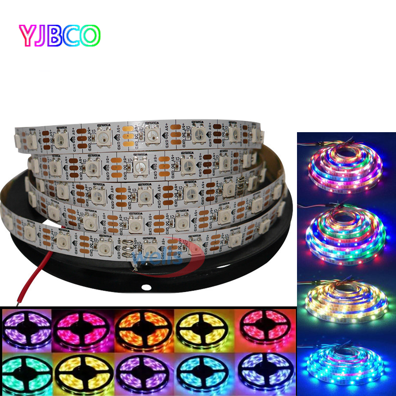 все цены на 1m/4m/5m WS2812B Smart led pixel strip,Black/White PCB,30/60/144 leds/m WS2812 IC;WS2812B/M 30/60/144 pixels,IP30/IP65/IP67 DC5V