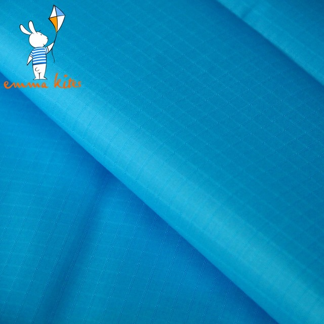 1.7Yard Sky Blue x 1Yard Long Light 40D Coated Nylon Kite Fabric Outdoor Ripstop Waterproof & 1.7Yard Sky Blue x 1Yard Long Light 40D Coated Nylon Kite Fabric ...