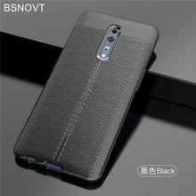 For OPPO Reno Z Case Soft Silicone Leather Shockproof Bumper Cover 10x Zoom Reno2 BSNOVT