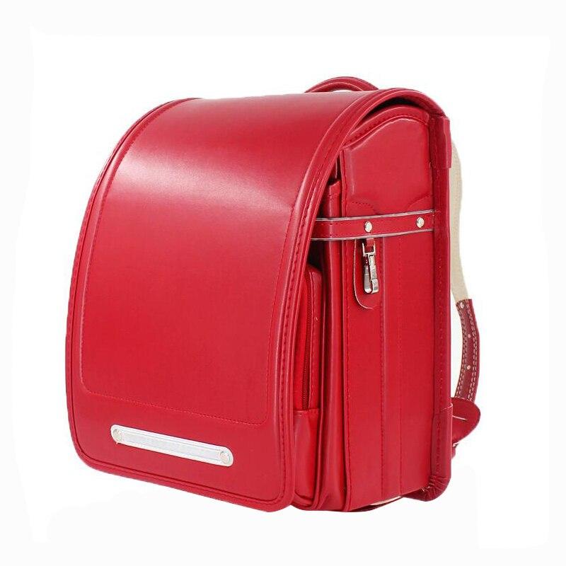 Ортопедическая школьная сумка высокого качества, Детский рюкзак из искусственной кожи для мальчиков и девочек, Детский рюкзак с металлической застежкой в японском стиле, Студенческая сумка книжка|orthopedic school|backpack for boyorthopedic school bag | АлиЭкспресс