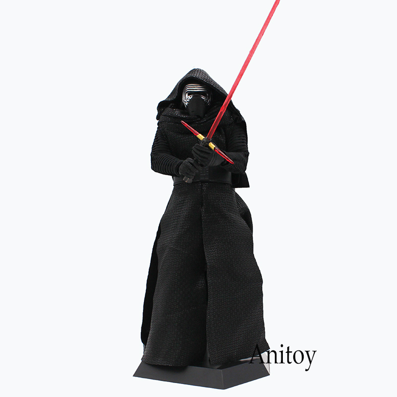 Image 2 - Crazy Toys Star Wars The Force Awakens REN 1/6th Scale PVC Action Figure Collectible Model Toy 29.5cm KT4236crazy toysmodel toytoys star wars -