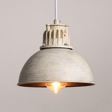 цены на American LOFT Chandelier Creative Retro E27 industrial pendant lamp Restaurant Bar dining room bedroom living room cafe light  в интернет-магазинах