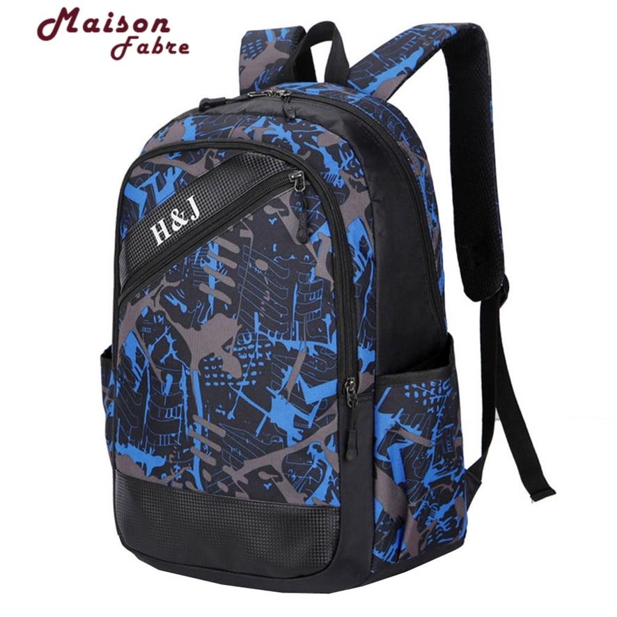 Backpacks High Quality Waterproof Printing Backpack School Bag For Teenagers Rucksack Knapsack Women Men Backpack Travel 925 #30 Men's Bags Discounts Price