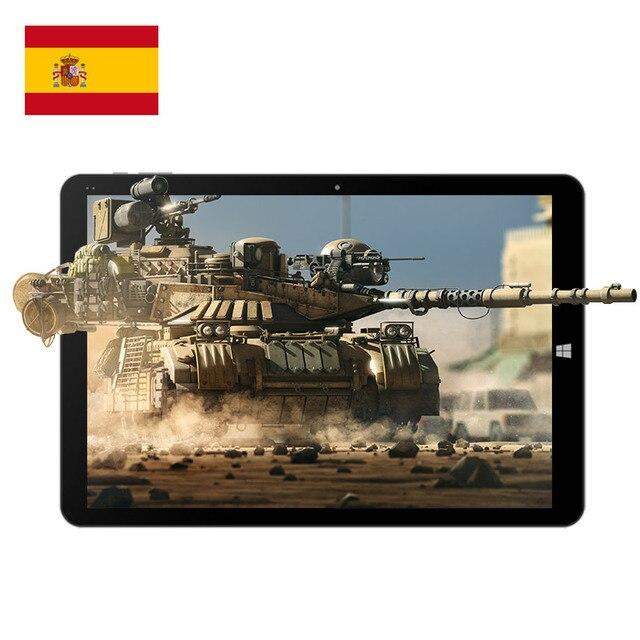 CHUWI Hi12 Dual OS Tablet PC 12.2 inch Intel Z8350 4GB RAM 64GB ROM 11000mAh Retina Screen IPS 2160*1440 HDMI OTG Mini Laptop
