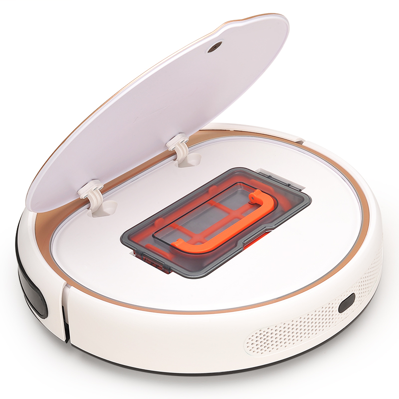 ISEELIFE 1300PA Smart Robot Vacuum Cleaner 2in1 for Intelligent Cleaning of Dry and wet Floor 3