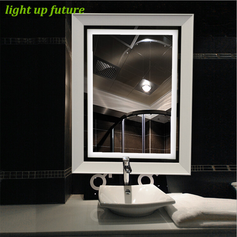 Bathroom Mirrors 60 X 30 compare prices on bathroom mirror white frame- online shopping/buy