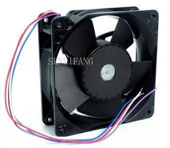 Free shipping 4114N/2H7A DC 24V 3.8A 90W Server Square Fan
