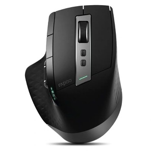 Image 2 - Latest Rapoo Rechargeable Multi mode Wireless Mouse 3200DPI Switch between Bluetooth 3.0/4.0 and 2.4G for Four Device Connect