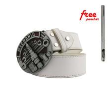 купить Buckles Hot Sale Mechanic Belt Buckle Head Brand New Western Metal Belt Buckle With Good Plating Suitable For 4cm Width Belt недорого