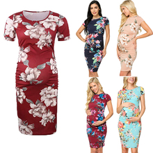 Wholesale Maternity Dresses Pregnancy Clothes Flora