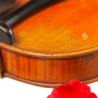 Professional Hand made Full Size 4/4 3/4 High end Antique Violin Violino Violon Viola 30 Years Old Europe Maple Violin
