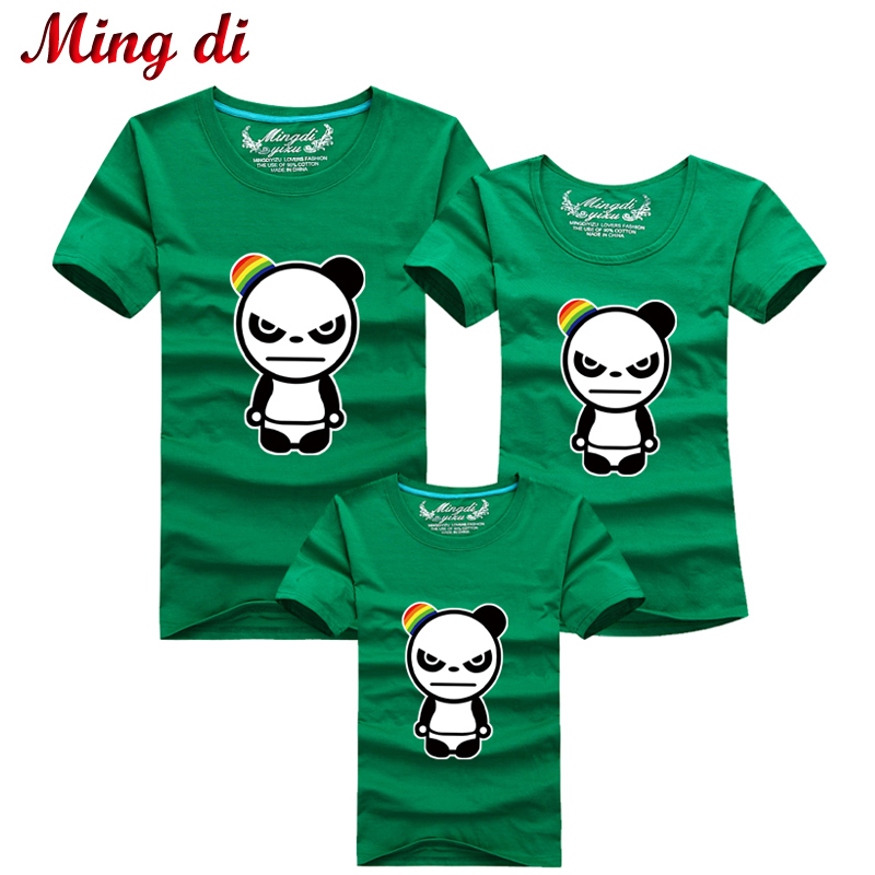 Ming Di Best Selling Brand Family Look Clothing Mother And