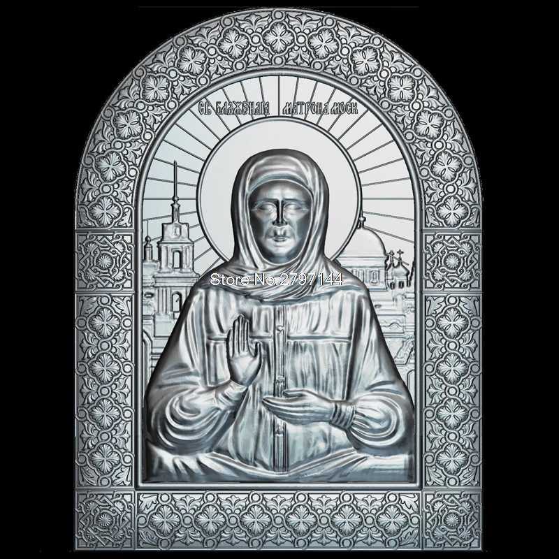 Detail Feedback Questions about Icon of the Blessed Matrona