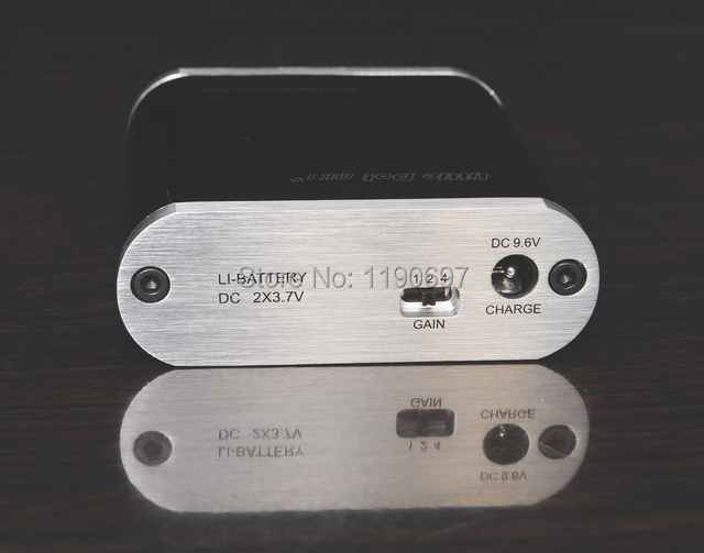 Portable Headphone Amplifier Free S