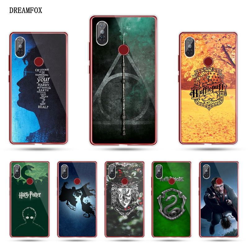Silicone-Cover F1-Case Potter Play Harry Pocophone Xiaomi Mi DREAMFOX 9-Lite 6 For Mix