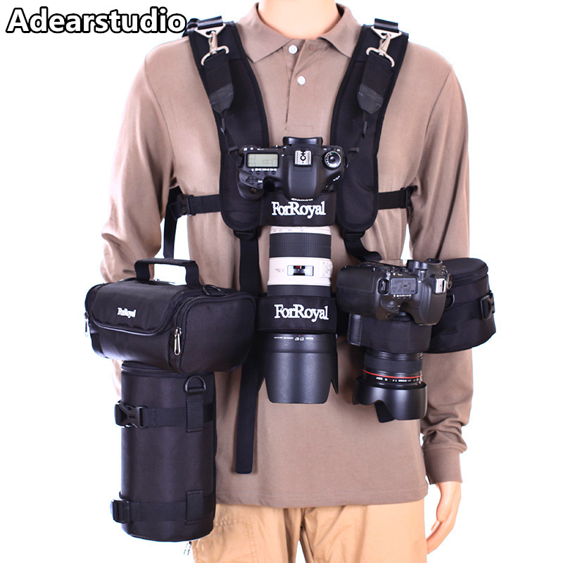 Dragonne souple pour appareil photo reflex/DSLR accessoires de photographie livraison gratuite CD50