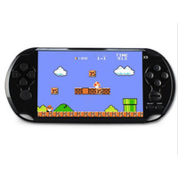 8GB Portable Handheld Video Game Console Player Console Game Player 5 Large Screen for Acade NEO/GEO/CPS FC/NES/SFC/SNES