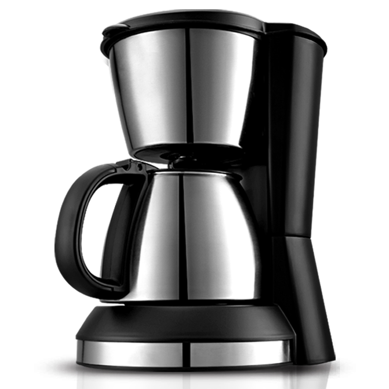 все цены на CUKYI 0.7L High quality Moka coffee maker, coffee pot stainless steel moka electric coffee machine Automatic machine