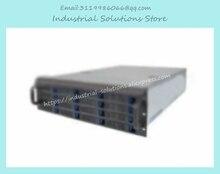 NEW R316 3U hot pluggabel computer case 16 hard drive hot pluggabel 3u computer case server computer case