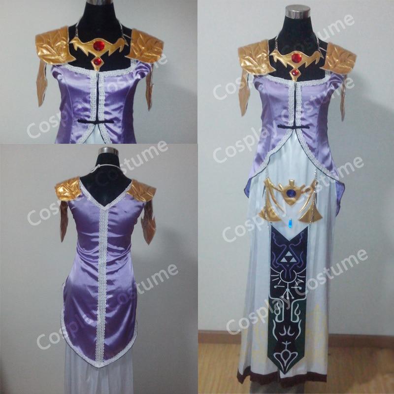 Us 89 99 40 Off The Legend Of Zelda Twilight Princess Cosplay Costume On Aliexpress