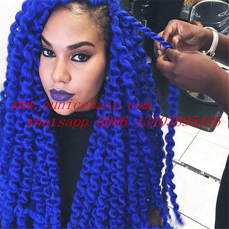 5 Packs Havana Mambo Twist Braiding Hair Beautiful Styles Kinky