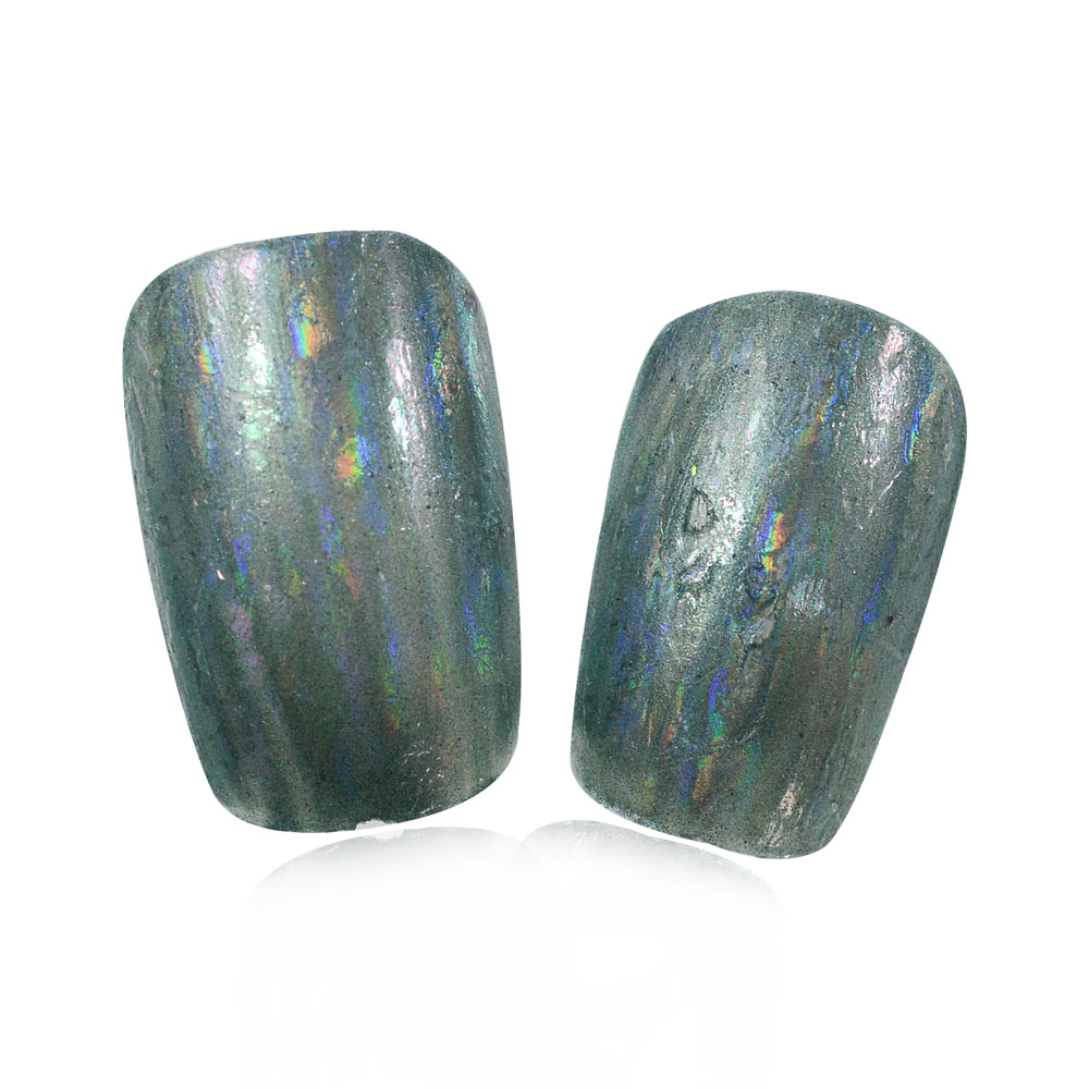 100x4 cm DIY Schönheit Glitter Transfer Folien nagel kunst aufkleber ...