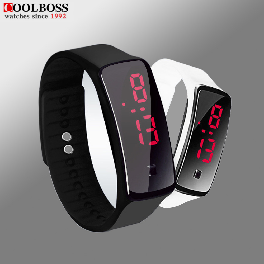 Men Watch Digital Kids Military-Clock Electronic-Wristwatch Sport Relogio Saat Bracelet