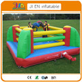 3*3m inflatable boxing ring bouncer.Inflatable boxing ring for kids