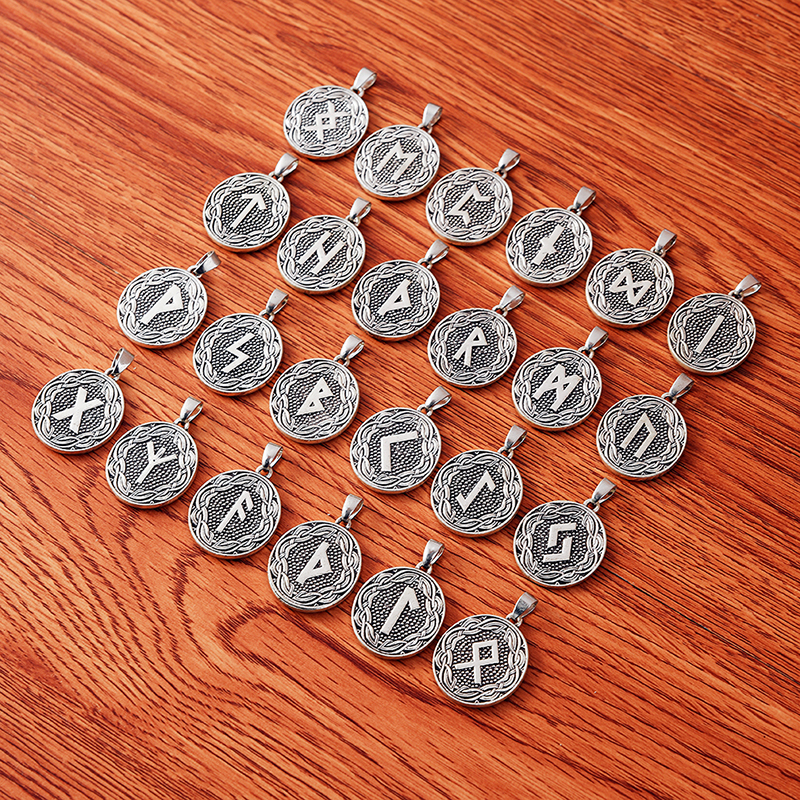 RUNES CHARMS  (2)