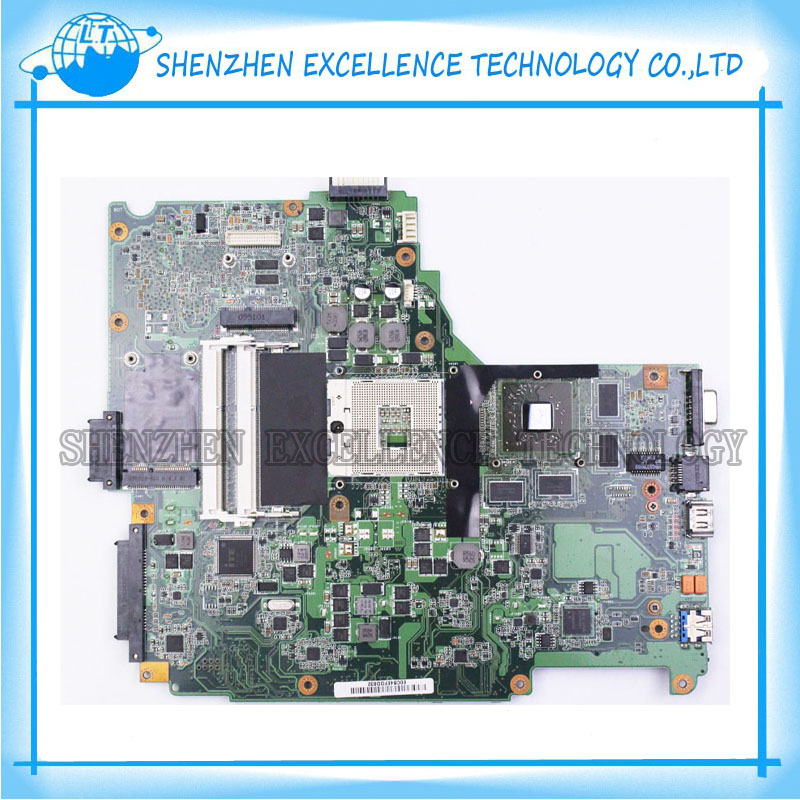 N61JQ For ASUS N61JA N61JQ REV2.1 2.0 Laptop Motherboard System Board N61JQ Intel core I7 CPU 100% Tested & Free Shipping