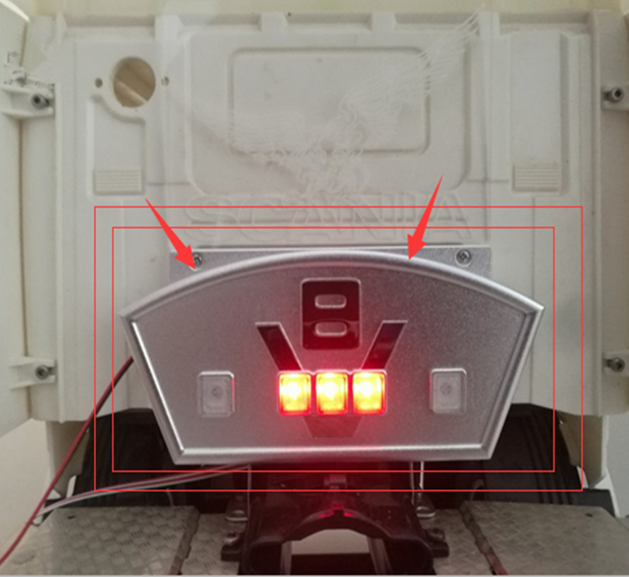 RC scania truck shell body buckle decorative led light sets for tamiya 1/14th scale rc scania r620 56323 r730 tractor trailerRC scania truck shell body buckle decorative led light sets for tamiya 1/14th scale rc scania r620 56323 r730 tractor trailer