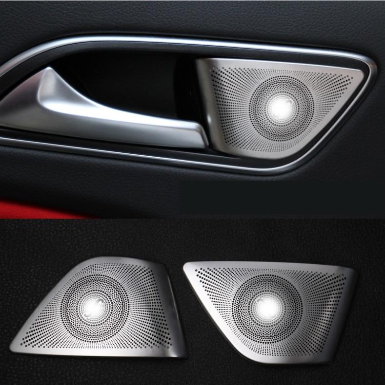 Center Speaker Burmester Cover Trim For Benz GLS-Class 2015~2018