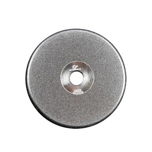 Diamond Grinding Wheel (SDC or CBN optional) for Screw Tap Grinder Grinding Machine MR-Y5C, 90x6x12.7 mm