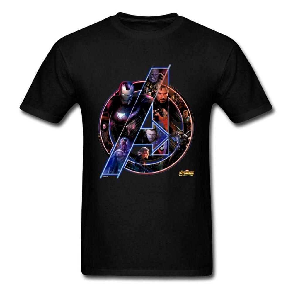 Avengers Infinity War_black