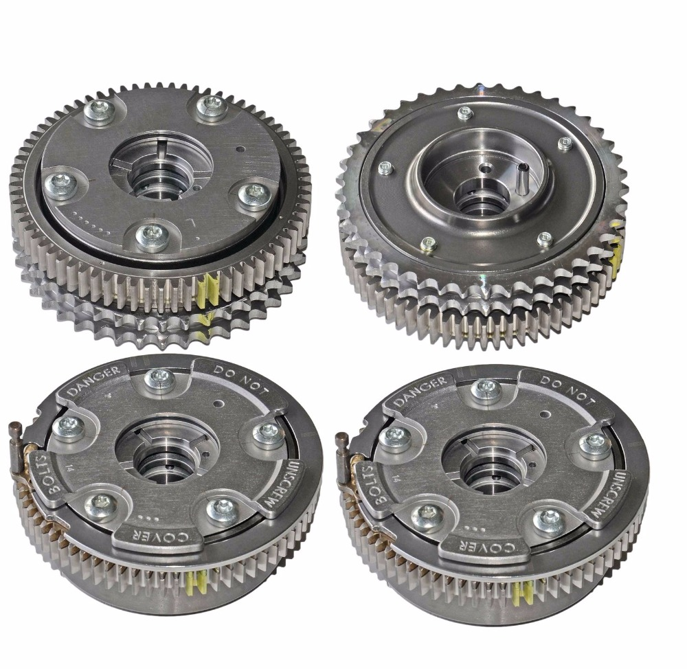 Fit Mercedes W164 W221 W203 V6 2.5//3.0 Pair Intake Camshaft Adjusters Left/&Right