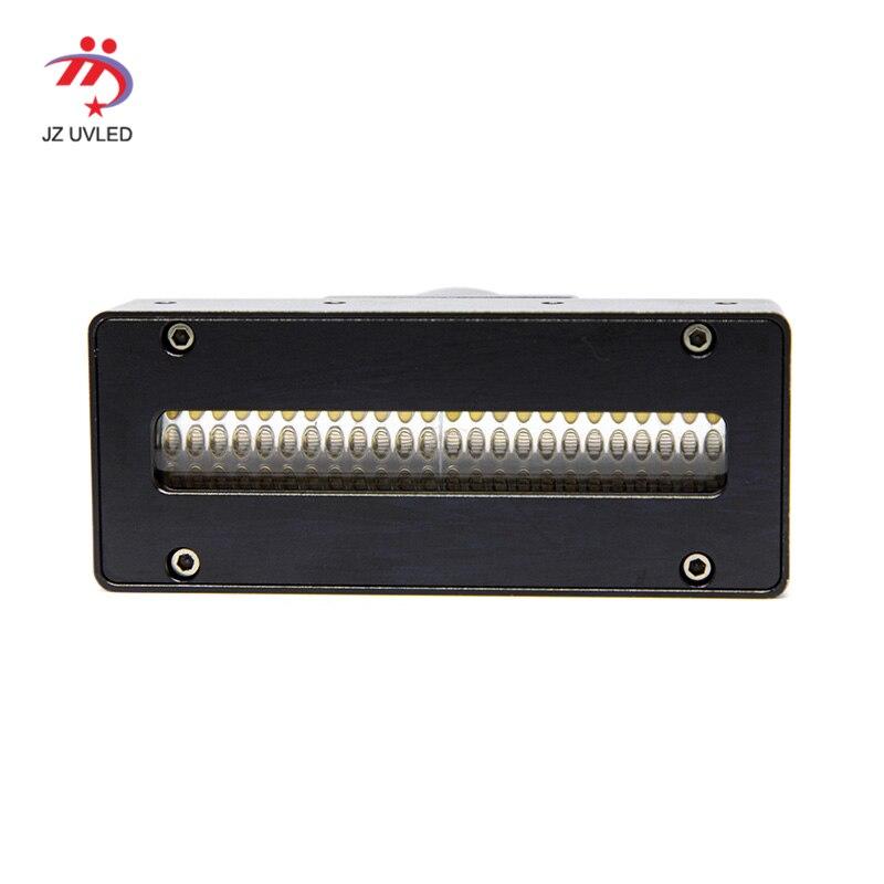 Uv Flatbed Inkjet Photo Printer EPSON 2 Rows Gh2220 Dx5 Print Head Matching Ink Curing Lamp WAN Li Da 100*15mm Ultraviolet Light