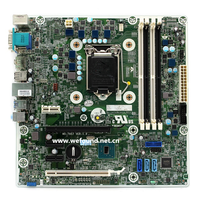100% Working Desktop Motherboard 490 G3 MT MS-7957 1.0 793305-001 793741-001 Fully Tested desktop motherboard for b305 system board fully 100% working tested new