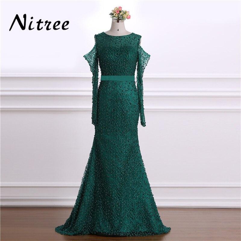 507651e2cac Detail Feedback Questions about Robe de soiree Green Mermaid Evening Dresses  Turkish Arabic In Dubai Crystal Formal Prom Dress For Wedding Moroccan  Kaftan ...