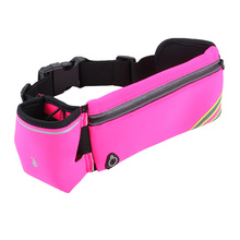 Unisex Running Waist Pack Belt Bag Sports Waterproof Cycling Bags Outdoor Women Fanny Water Anti-theft 2019