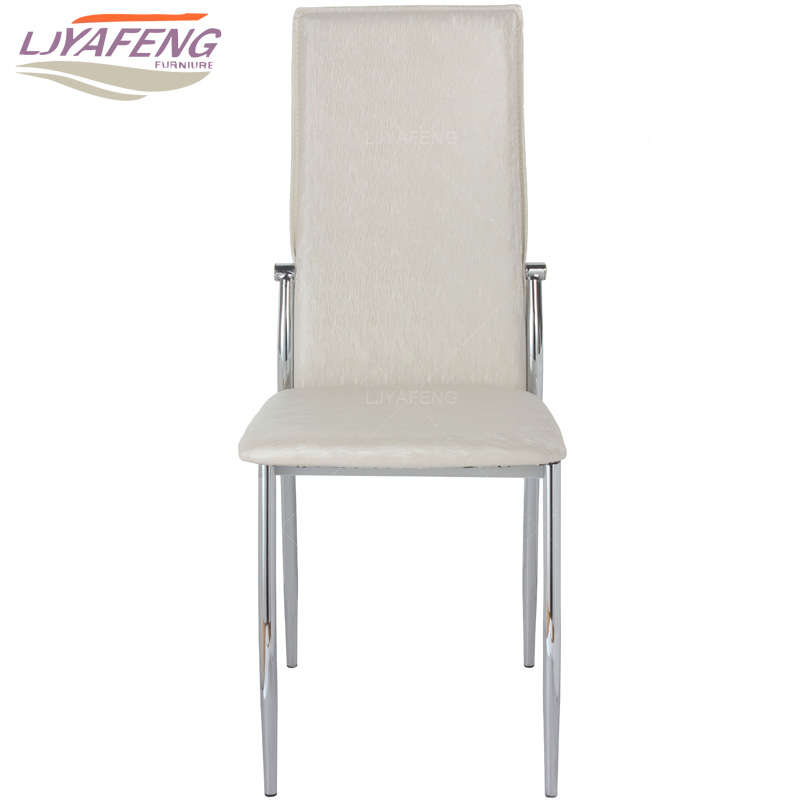 9061-6, the artificial leather, kitchen chair and iron chair are Silvery white . According to the bar's kitchen Family furniture the beauty chair swivels the chair the hairdresser slides the chair