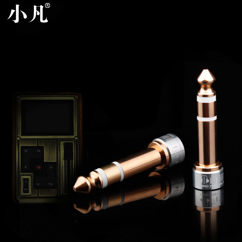 Xiaofan 6 35 male to 3 5 female stereo adapter plug 6 5 to 3 5MM