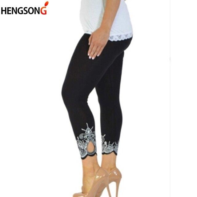 Calf-length Pants Capri Pant Sport Leggings Women Fitness Yoga Gym High Waist Legging GirlS Black 3/4 Lenght Yoga Pants Women